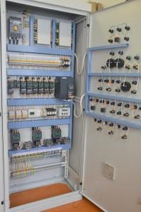 Автоматизация процессов производства для линии гранулирования