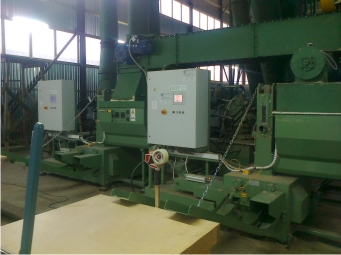 Автоматизация процессов производства для линии брикетирования.