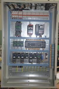 Автоматизация процессов производства для пилорамы