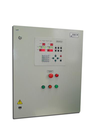 Контроллер ЧПУ для пилорам