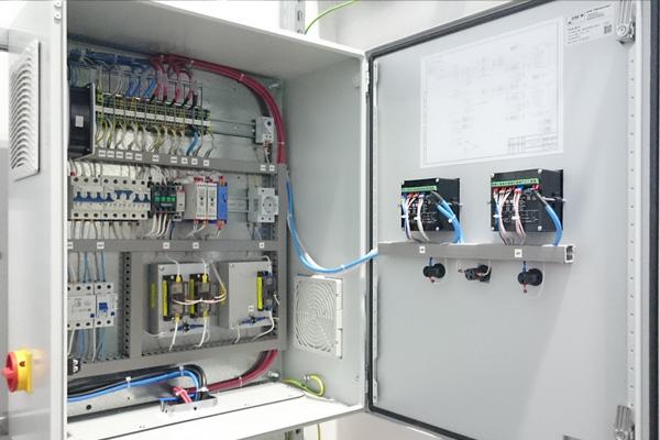 АСУ хранения и подачи технологических газов для ЗАО «Оптиковолоконные системы», г. Саранск.