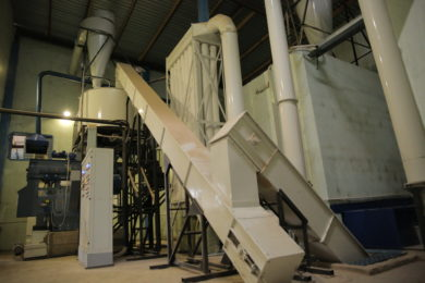 Комплект автоматики для управления линией гранулирования