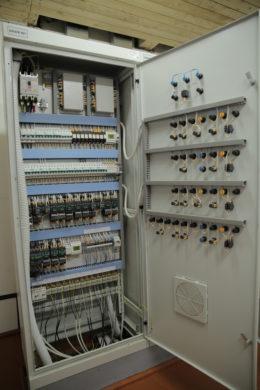 Автоматизация технологических процессов для линии гранулирования