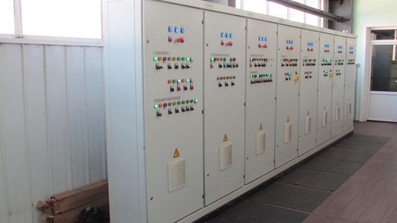АСУ ТП - автоматизация линий гранулирования